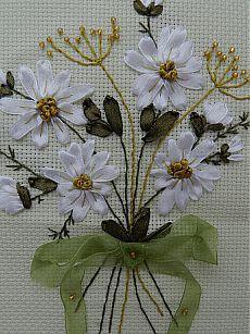 Букет белых ромашек / Цветочное настроение / PassionForum - мастер-классы по рукоделию