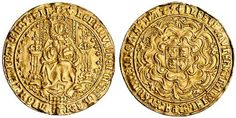 The coin dates from 1485-1509. Henry VII gold sovereign sold $45,000 at Auction   American Hard Assets