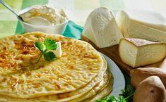 Если любите лепешки, то этот рецепт для вас!Хычины— неотъемлемая составляющаякухни Северного Кавказа. Вариантов начинок может быть много, но наиболее традиционная — из сыра с зеленью.  Хычины с сыр…