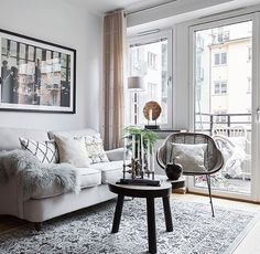 Have a wonderful evening Beautiful interior design from @eklundstockholmnewyork