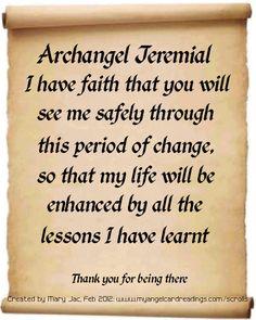 Archangel Jeremial <3