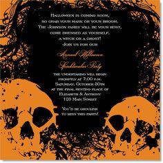 skull island- head hunter's ball Halloween party