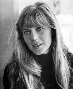 Blythe Danner: Met her in the dressing room at the theater in Lincoln Center (Meryl Streep introduced us)
