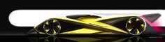 ArtGears: Mclaner Lemans Vision 2025
