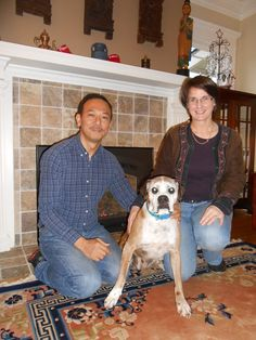 Adoption Announcement!! Alana had to wait several months to find her forever home, but it was worth the wait.  Her new parents Pawan & Karen Pradhan were exactly what she was looking for.  She felt right at home right from the get go.  They are loving and generous just like Alana.  She will enjoy running with dad, going to the beach and sometimes even spending some quality time working with mom or dad.  Congratulations Alana & Pradhan Family.#NWBR Boxer Rescue, Adoption Stories, Worth The Wait, New Parents, Quality Time, Announcement, Congratulations, Dads, Felt