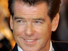 3. Pierce Brosnan