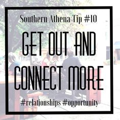 Get out and connect more #southernathenatips #realationships #advice #people #opportunity #nashville #outdoorcubicle #realtorlife #designing #inspiration