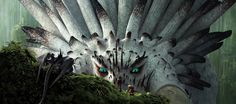 How To Train Your Dragon 2 has some of the most amazing visuals and music