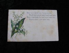 lily of the valley poem - Google otsing