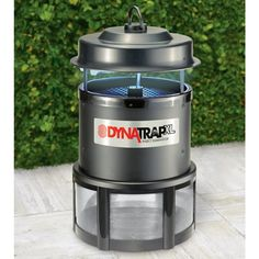 The One-Acre Natural Attractant Mosquito Trap - Hammacher Schlemmer