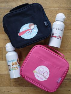 When Stuck On You got in touch with us and asked us to review some of their products (and offer a giveaway to you – hurrah!), I spotted the lunchboxes and knew we needed them in our lives. Stuck On You's website is stuffed full of inspiring, colourful and unique finds. You choose a product,...Read More »