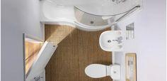 Banheiros Pequenos: 25 Dicas Pouco Conhecidas Para Transformar