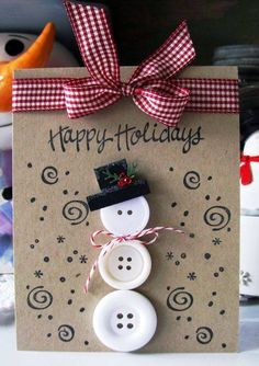 Δημιουργώντας τις Χριστουγεννιάτικες κάρτες   Jenny.gr