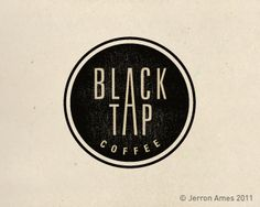 Black Tap Coffee logo