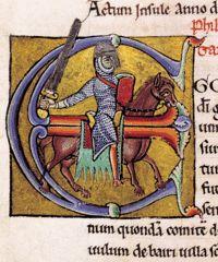 Philippe Ier de Flandre dit Philippe d'Alsace1 (1143 – St-Jean d'Acre, 1er juin 1191), fils du comte de Flandre Thierry d'Alsace et de Sibylle d'Anjou (†1165), fut comte de Flandre de 1157 à 1191 et comte de Vermandois par mariage de 1167 à 1185, puis à titre viager de 1186 à 1191.  Son règne débute en tant que comte associé dès 1157, particulièrement durant les croisades de son père. Il met fin au piratage des côtes flamandes en battant le comte Florent III de Hollande (1163).