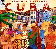 Putumayo Presents CUBA CD by Ibrahim Ferrer Eliades Ochoa Sierra Maestra Rare Cuban Culture, Afro Cuban, Havana Nights, Cuba Travel, Latin Music, Havana Cuba, World Music, Various Artists, Poster