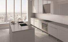 Marmorin mosogatók – Ön melyiket választaná?  Fado mosogató – diszkrét elegancia A Fado mosogatók alulról szerelt módjának köszönhetően egy nagyon diszkrét eleganciával telített konyhai enteriőrt kapunk végeredményül. A klasszikus, szabályos formájú mosogató medencék jóvoltából a mosogatás kényelmes, s funkcionális. A Fado mosogatók letisztult képe nem zavarja a belső terek kifinomult térelrendezését.