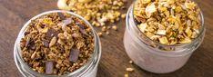 Proteinový jogurt s chia semínky a cereáliemi | Svět zdraví