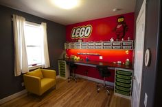 Best Lego Wall Storage Ideas