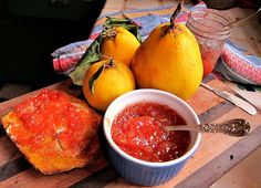 Quince Marmalade Is a Gem of a Jam - Tall Clover Farm Marmalade Jam, Quince Fruit, Quince Jelly, Quince Recipes, Kiwi Berries, Jam And Jelly, Larder, Great Recipes, Jars