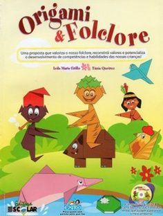 JORNAL R 7ª: Folclore – Origami e dobraduras.