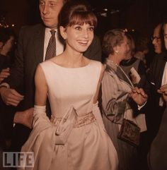 """That year, """"Breakfast at Tiffany's"""" was released, a movie she called """"the jazziest of my career."""""""
