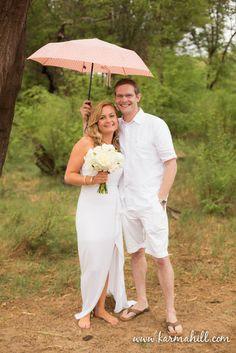 pink umbrella for maui beach wedding, maui wedding by Simple Maui Wedding
