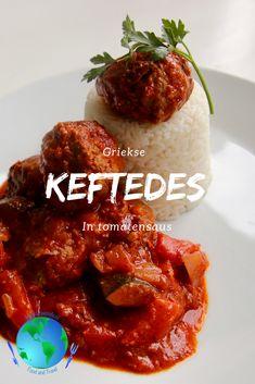 Lamb Recipes, Greek Recipes, Meat Recipes, Cooking Recipes, Healthy Recipes, Healthy Slow Cooker, Main Meals, Soul Food, Food To Make
