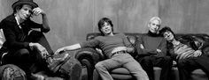 The Rolling Stones - It can be argued over and over which band is the #1 or #2 and while the Beatles songs have more meaning, etc., The Rolling Stones are still kicking it together..Yes, they are one of my all-time favorite groups.