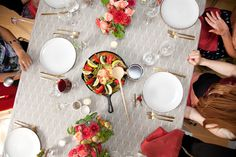 How to throw a picture-perfect summer dinner party - photos by Molly DeCoudreaux
