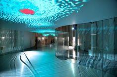 Lasvit & Ross Lovegrove présentent le pavillon Liquidkristal au Centre Pompidou - Journal du Design