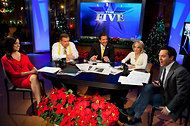 Rush Limbaugh loves The Five. I predicted the FNC show replacing Glenn Beck's at 5 pm EST, would fail, but it was a daily favorite with me from the beginning. I love Greg Gutfeld… The Five On Fox, Obama Lies, Rush Limbaugh, Fox News Channel, Great Tv Shows, Me Tv, Love Movie, Ny Times, Good News