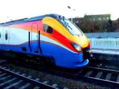 #england #englishtrains #railwayvideos #trainvideos #videos #videosoftrains #railways #railroads #travel #transport, #dieseltrains, #passengertrains, #trainphotography, #railwayphotography, #britishtrains, #uktrains, #britainsrailways UK Railways - Class 222 Trains, DMU's, at Wellingborough Apr 2013 Video