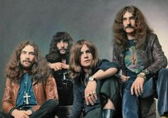 Black Sabbath, 1971