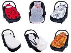 Gluck Baby śpiworek do fotelika / nosidełka - TYGRYSEK