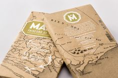 Marou Chocolate Treasure Island Bar on Behance