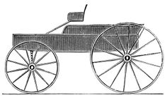 Horse Drawn Carriages: 1820
