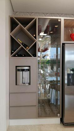 Interior Design Living Room, Living Room Designs, Kitchen Storage Solutions, Modern Kitchen Design, Apartment Interior, Kitchen Decor, House Design, Home Decor, Kitchen Cupboard