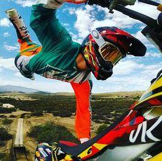 Don't let go #suzuki #alpinestars #fox #gopro #motocross #enduro by scar_racing