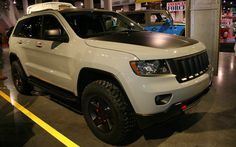 2011 Jeep Grand Cherokee Off Road Edition