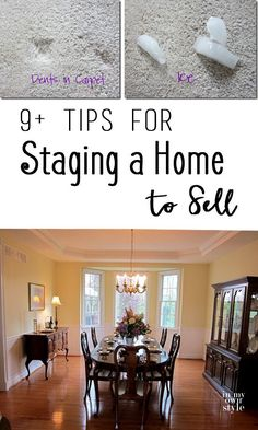 Priceless Staging Tips For Selling Your Home. You Only Have One First  Impression To Sell A House, Get It Right The First Time.