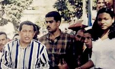 O amor secreto de Hugo Chaves e Nicolas Maduro