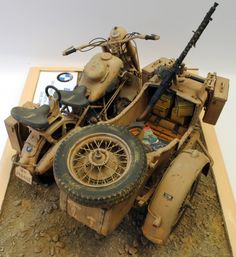 BMW R75 DAK Motorcycle Model Kits, Ural Motorcycle, Sidecar, Plastic Model Kits, Plastic Models, Luftwaffe, Tactical Truck, Bmw Motors, Model Cars Kits
