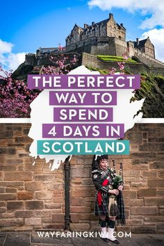Are you planning a trip to Scotland for 4 days? Make sure you check out my perfect 4 day Scotland itinerary. Remember to save this to your travel board. Scotland in 4 days | 4 days in Scotland | Scotland 4 day itinerary | 4 day itinerary Scotland | Scotland itinerary | 4 day Scotland road trip | Scotland 4 days | Scotland road trip itinerary 4 days | Scotland travel 4 days | Scotland itinerary road trips