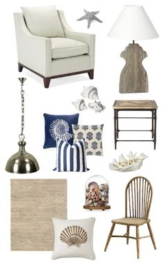 classic coastal style | Hamptons Style - Get The Look