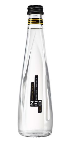 ZEO - This new premium non-alcoholic beverage blurs the line between the traditional looks of non-alcoholic and alcoholic beverage designs.
