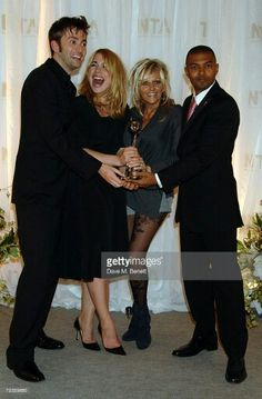 David, Billie Piper, Camille Coduri and Noel Clark