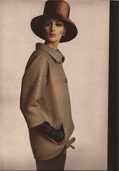 Vogue September 1962 - Saint Laurent