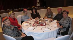 Dryden - Annual Christmas Dinner: a photo opportunity