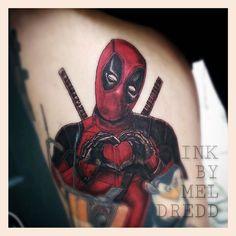 À partir du 3 juin tatouage geek avec @mel.dredd si tu le veux bien !  #mubodyarts